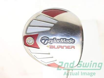 TaylorMade 2009 Burner Driver 9.5* TM Fujikira Reax 50 Graphite Stiff Right Handed 45.5 in