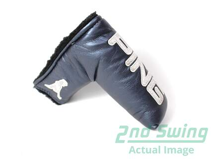 New Generic Ping Blade Metallic Blue Putter Headcover Head Cover Golf