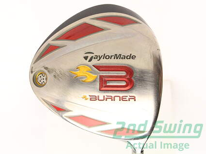 TaylorMade 2009 Burner Driver 10.5* TM Reax Superfast 49 Graphite Regular Right Handed 45 in