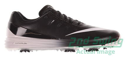New Mens Golf Shoe Nike Lunar Control 4 11 Blue/White MSRP $170