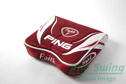 Ping Faith Wack-E Mallet Heel Shafted Ladies Putter Headcover Head Cover