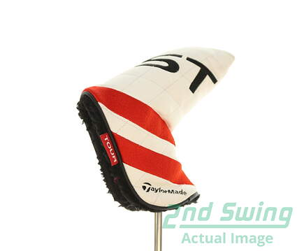 TaylorMade Ghost Tour Series Putter Headcover Red White