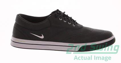 New Mens Golf Shoe Nike Swingtip Canvas Medium 11.5 Gray MSRP $200