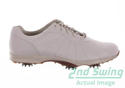 Womens Golf Shoes Footjoy emBody Medium 7.5 White MSRP $130 96100