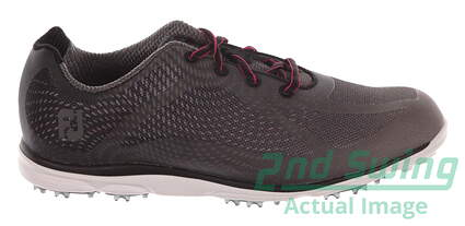 New Womens Golf Shoes Footjoy emPOWER Medium 7 Gray MSRP $120 98003
