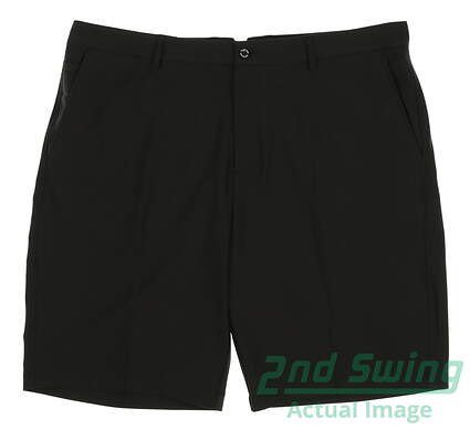 new-mens-dunning-players-fit-woven-golf-shorts-size-38-black-msrp-80-d7s13h055