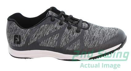 new-womens-golf-shoe-footjoy-leisure-medium-7-gray-msrp-110