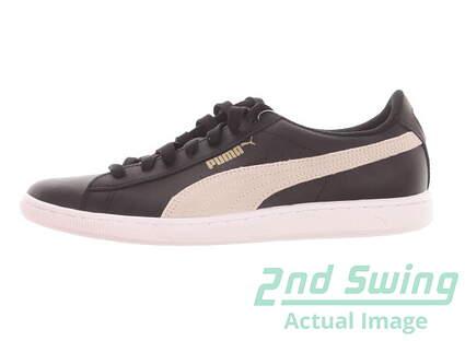 new-womens-golf-shoe-puma-vikky-softfoam-10-blackwhite-msrp-140