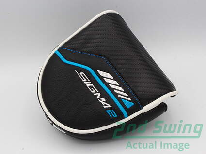 ping-sigma-2-mallet-putter-headcover-blackwhiteblue