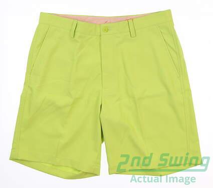 new-mens-fennec-golf-shorts-34-green-171f600-msrp-90