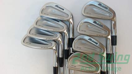 Mizuno MP 60 Iron Set 3-PW Rifle 5.5 Steel Regular Right Handed 38 in