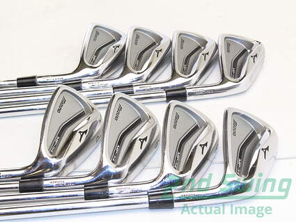 Mizuno MP-54 Iron Set 3-PW True Temper Dynamic Gold S300 Steel Stiff Right Handed 38 in
