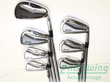 Mint Mizuno MP-54 Iron Set 4-PW FST KBS Tour 120 Steel Stiff Right Handed 38 in