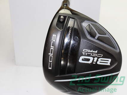 Cobra Bio Cell Pro Black Driver 10* Matrix Ozik HD 6Q3 Red Tie Graphite Stiff Right Handed 44.5 in