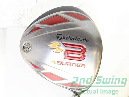 TaylorMade 2009 Burner Driver 10.5* Grafalloy ProLaunch Blue 45 Graphite Senior Right Handed 46 in