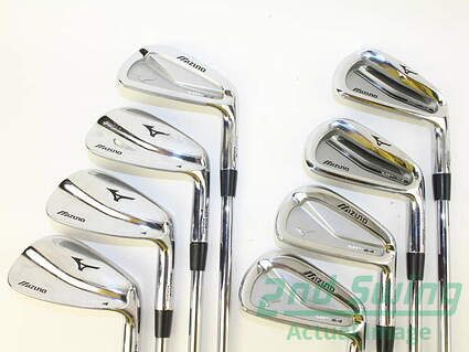 Mizuno MP-54 Iron Set 3-PW Dynamic Gold XP S300 Steel Stiff Right Handed 38 in