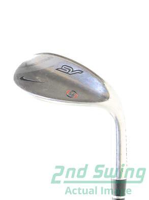 Nike SV Tour Chrome Wedge Sand SW 56* 14 Deg Bounce Stock Steel Shaft Steel Wedge Flex Right Handed 35.25 in