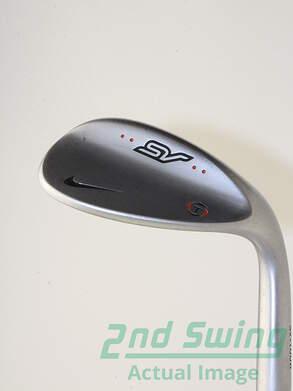 Nike SV Tour Chrome Wedge Sand SW 56* 10 Deg Bounce Stock Steel Shaft Steel Wedge Flex Right Handed 35 in