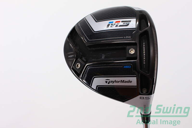 Driver Taylormade M3 8.5 ° Regular De Grafito Rh 44.25in