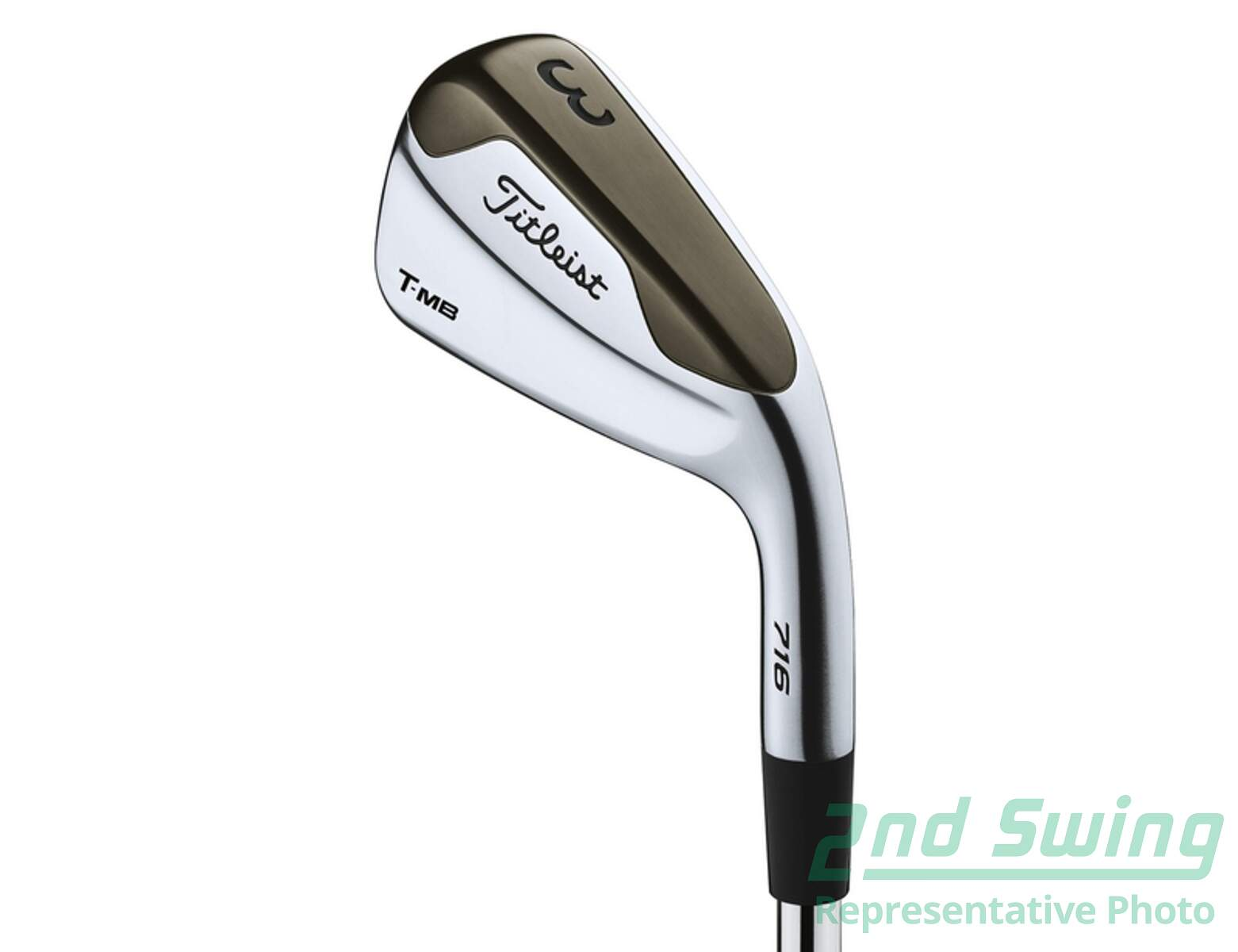 Leist 716 T Mb Hybrid 4 Iron Project X Pxi 6 0 Stiff 23 Right Handed New Golf Club 2nd Swing