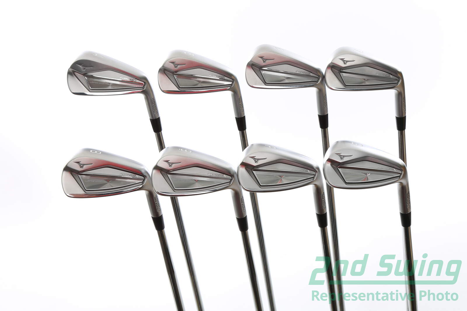 9d438ba35246 Mizuno JPX 919 Forged Iron Set Project X 6.5 X-Stiff Right Handed New Golf  Clubs | 2nd Swing Golf