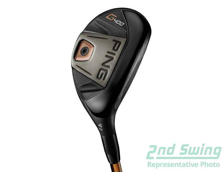 Ping G400 Hybrid 2 Graphite Design Tour Ad Hy 85 X Stiff 17 0 Left Handed New Golf Club