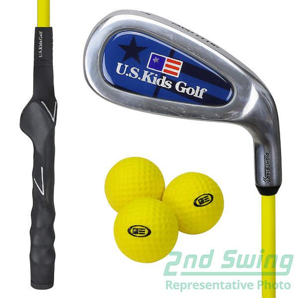 Us Kids Golf Yard Club Complete Golf Club Set Junior Left Handed 54 00in New Golf Club 2nd Swing Golf