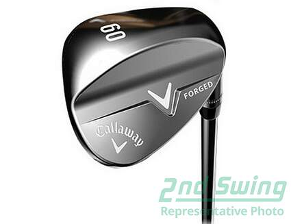 Callaway Forged Trivalent Dark Chrome Wedge