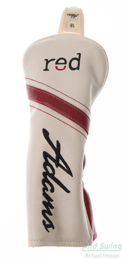 Adams 2015 Red Hybrid Headcover
