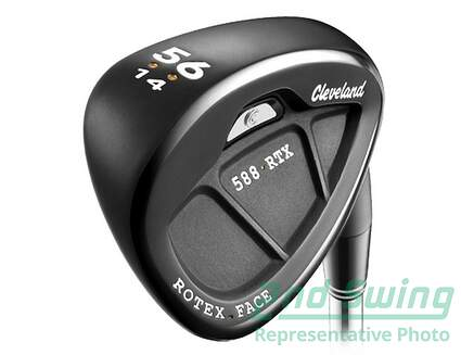 Cleveland 588 RTX CB Black Pearl Wedge