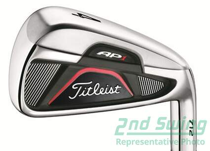 Titleist 712 AP1 Iron Set