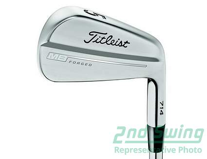Titleist 714 MB Iron Set