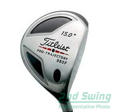 Titleist 980 F Fairway Wood