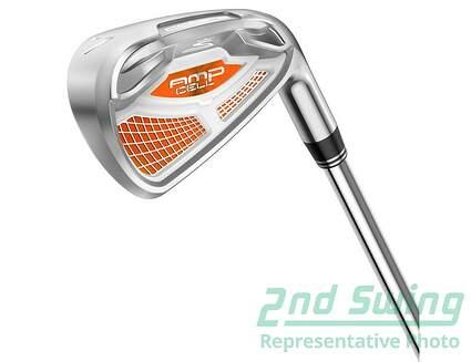 Cobra Amp Cell Orange Iron Set 2nd Swing Golf