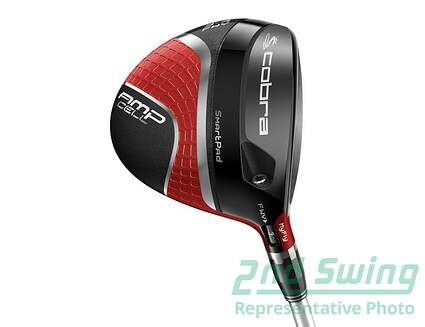 Cobra AMP Cell Red Fairway Wood