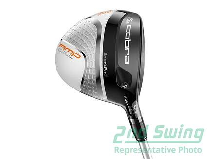 Cobra AMP Cell Silver Fairway Wood