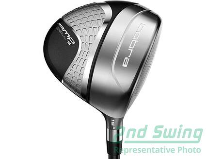 Cobra Amp Cell-S Black Fairway Wood