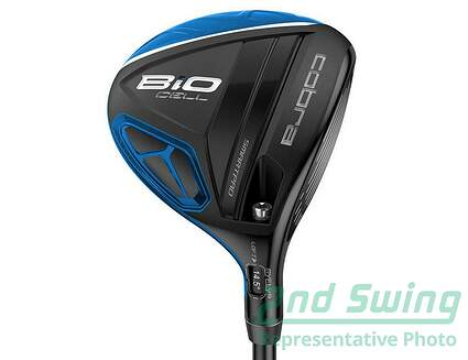 Cobra Bio Cell + Blue Fairway Wood