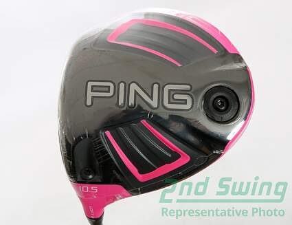 Ping 2016 Pink G Signed by Bubba Driver
