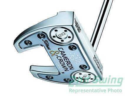 Titleist Scotty Cameron Cameron and Crown Futura X5R Putter
