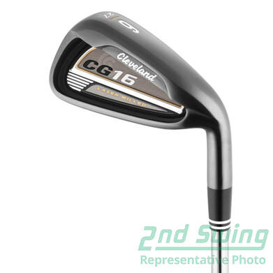 Cleveland CG16 Black Pearl Iron Set