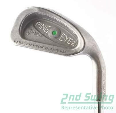 Push Pull Or Drag Trade In >> Ping Eye 2 + Iron Set | 2nd Swing Golf