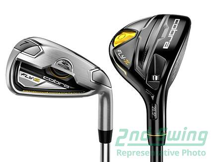 Cobra Fly-Z Combo Iron Set