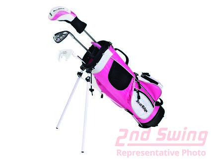 Tour Edge HT Max-J Pink 3-5 year old Complete Junior Set
