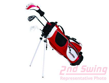 Tour Edge HT Max-J Red 3-5 year old Complete Junior Set