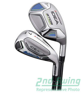 Adams Idea A7 OS Max Iron Set