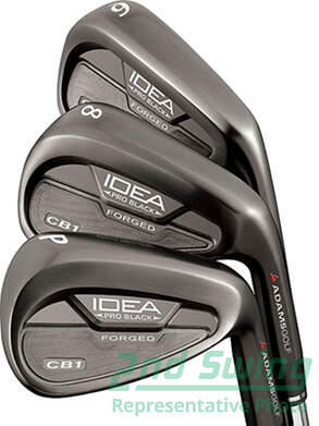 Adams Idea Pro Black CB1 Single Iron
