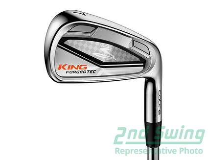 Cobra King Forged Tec Iron Set