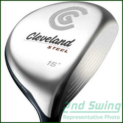 Cleveland Launcher Steel Fairway Wood