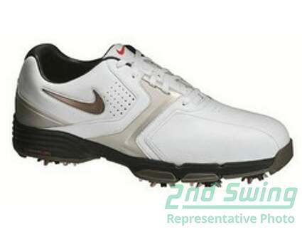 Nike Lunar Saddle Mens Golf Shoe